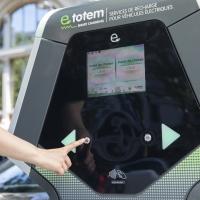 E-TOTEM - Services de recharge pour véhicules électriques